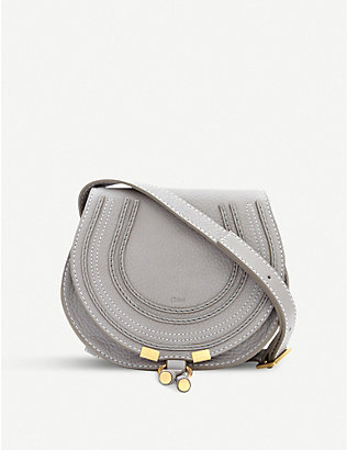 CHLOE: Marcie leather cross-body bag
