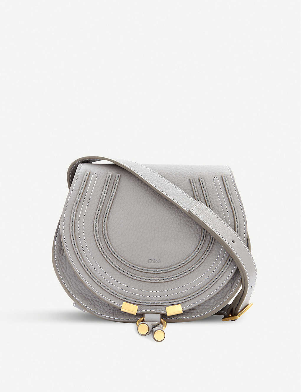 c119d629fe CHLOE - Marcie leather cross-body bag | Selfridges.com