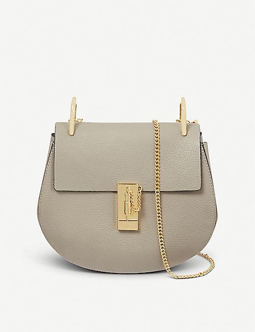 a0d8674881c CHLOE - Drew small leather cross-body bag
