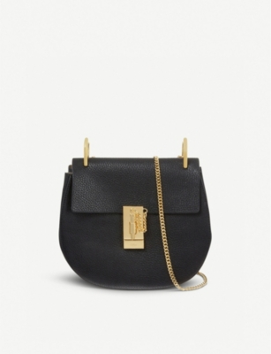 3b09ff10 CHLOE Drew mini leather cross-body bag