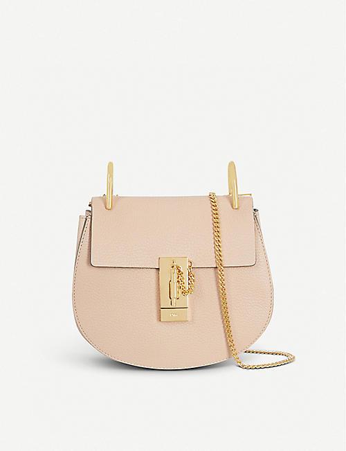CHLOE Drew mini leather cross-body bag 276ce930dc