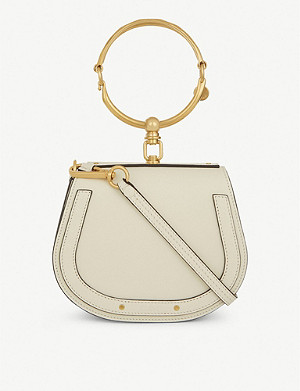 CHLOE Nile small leather cross-body bag