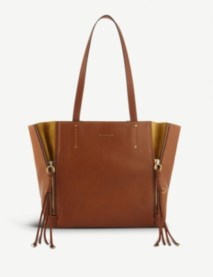 8c0ccb776 CHLOE - Milo medium grained leather tote | Selfridges.com