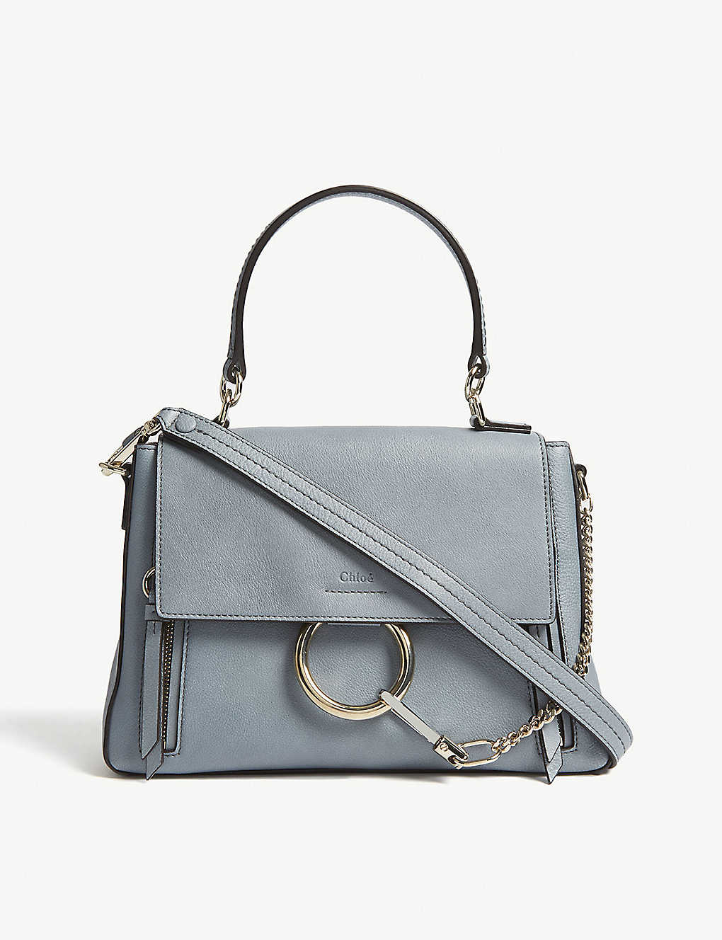 84ccc179fd7 CHLOE - Small Faye Day leather shoulder bag | Selfridges.com