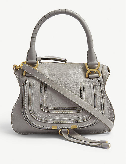 e366c27893c7 CHLOE Marcie medium leather cross-body bag
