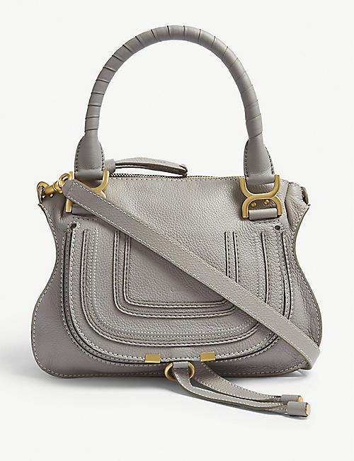 5b92d6b62afa CHLOE Marcie medium leather cross-body bag