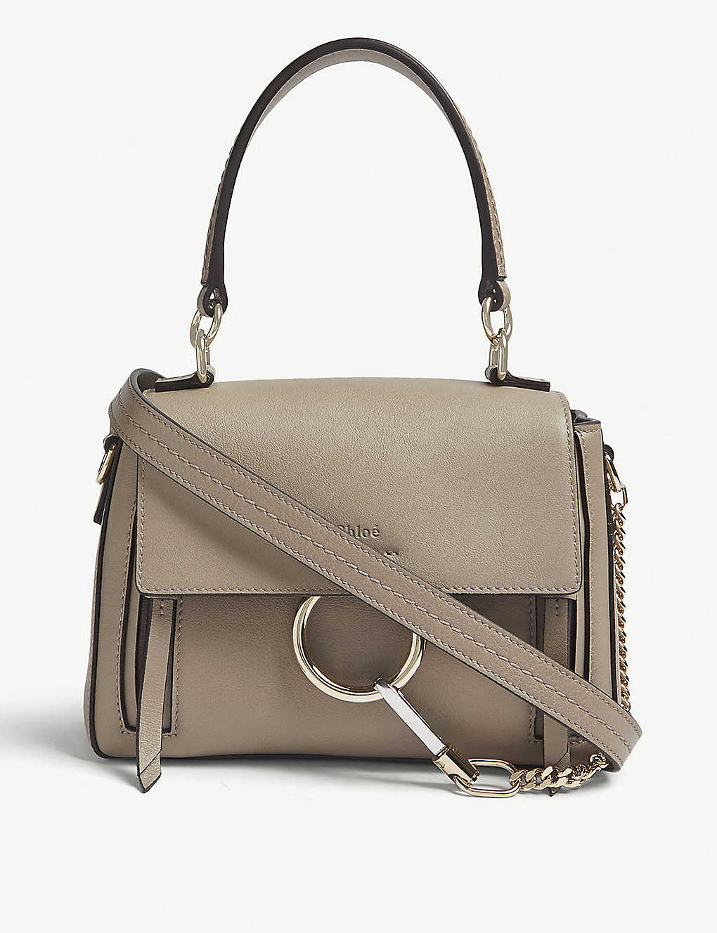 0e9139b515e CHLOE - Faye Day mini leather shoulder bag | Selfridges.com