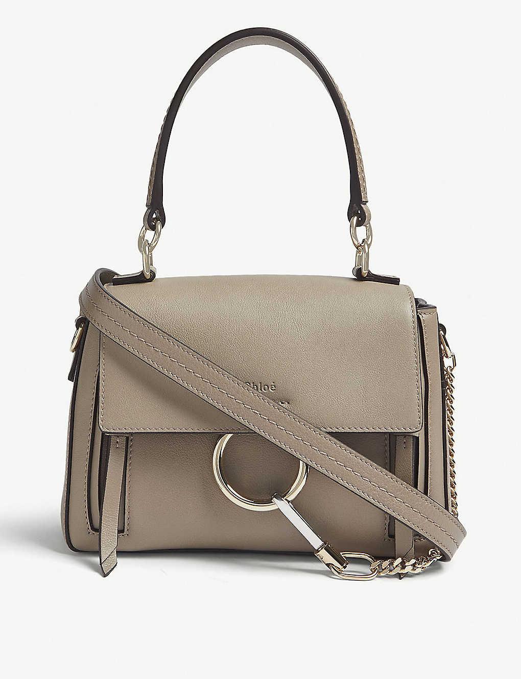 4535a07537 Faye Day mini leather shoulder bag