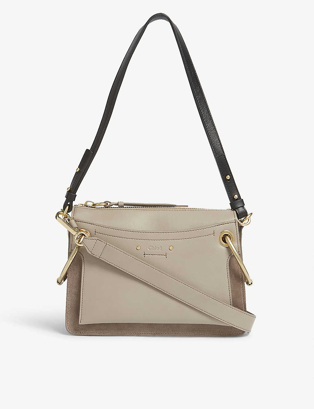 1cd498e8c CHLOE - Roy small suede leather shoulder bag | Selfridges.com