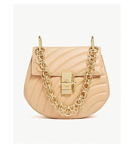 b8034862 CHLOE - Drew Bijou small quilted leather shoulder bag | Selfridges.com