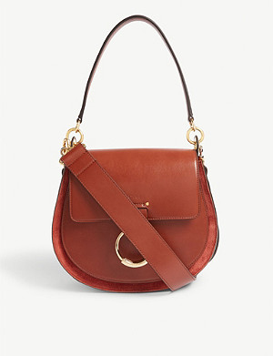 CHLOE Tess leather shoulder bag