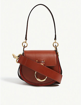 CHLOE: Tess cross-body bag
