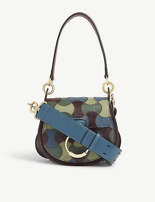 966c6a61739cbd CHLOE Tess small leather cross-body bag