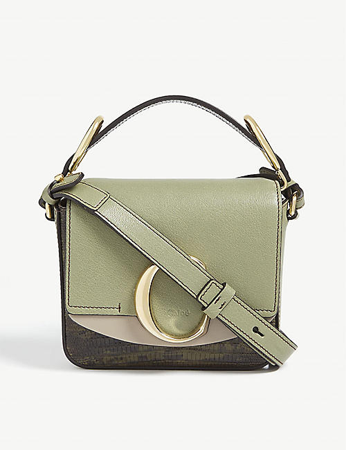 e3a6bd1248c CHLOE Toaster mini leather cross-body bag