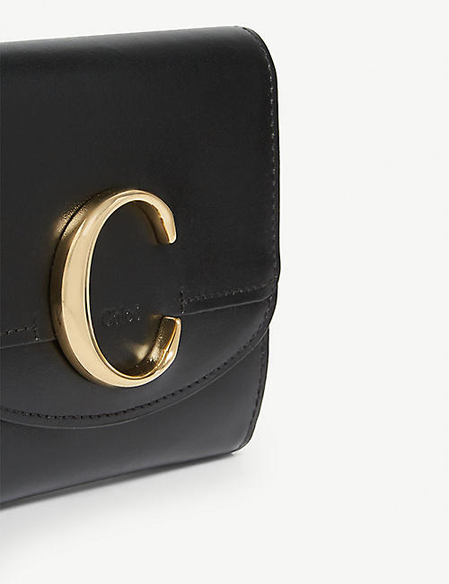 CHLOE Small leather wallet