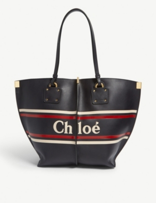CHLOE Vick medium leather tote