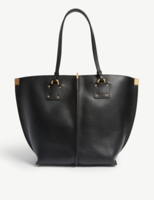 9e0c9da1e1 CHLOE - Vick medium leather tote | Selfridges.com