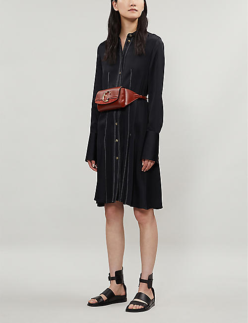 CHLOE Leather belt bag