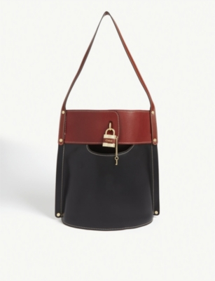 CHLOE Medium Aby bucket bag