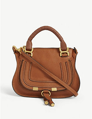 CHLOE: Marcie mini shoulder bag