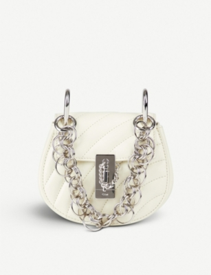 a9efdc7d89 CHLOE - Drew Bijou nano quilted-leather cross-body bag | Selfridges.com