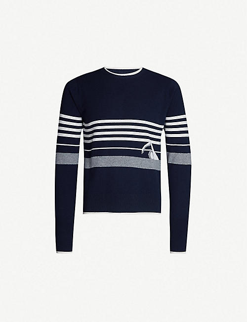 4f72393ab Cashmere - Knitwear - Clothing - Mens - Selfridges