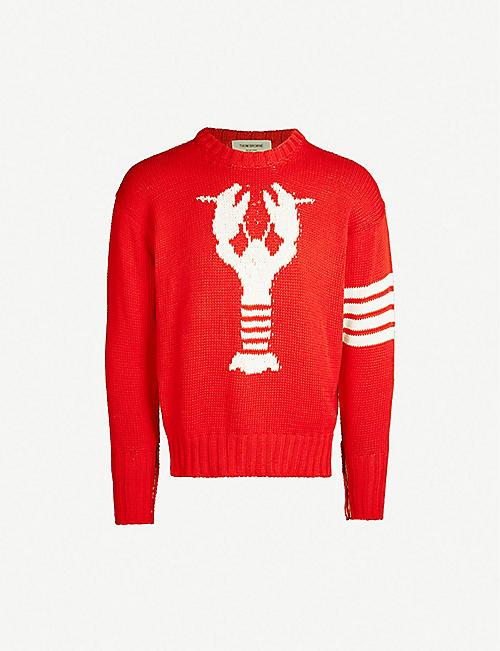 50ee0c7978cd Jumpers - Knitwear - Clothing - Mens - Selfridges