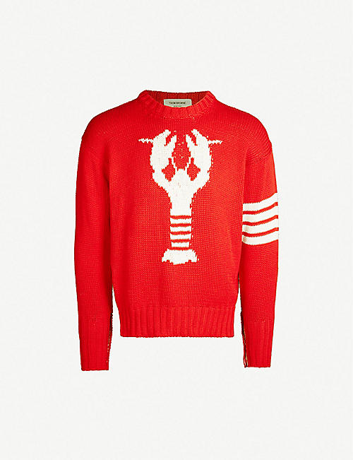 ed7a71f50a Jumpers - Knitwear - Clothing - Mens - Selfridges