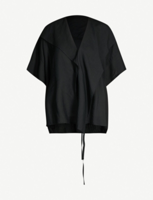 YS Loose-fit woven shirt