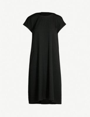 YS Round-neck wool dress