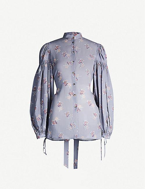 dc6466cfa20 Shirts   blouses - Tops - Clothing - Womens - Selfridges