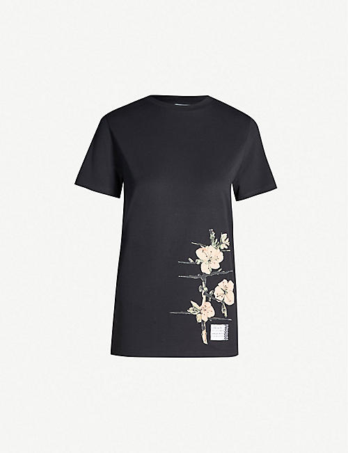 65bc35d5238 LOEWE Mackintosh cotton-jersey T-shirt. Quick view Wish list