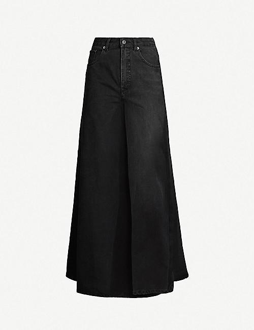 ca901f77dc Denim skirts - Denim - Clothing - Womens - Selfridges
