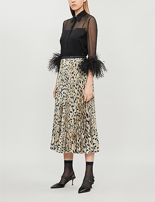 ed4f381af127 Midi - Skirts - Clothing - Womens - Selfridges   Shop Online