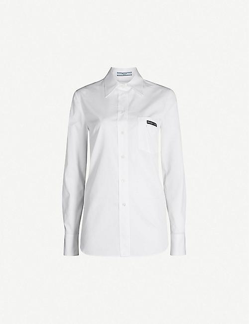 638c59fdf311e Shirts   blouses - Tops - Clothing - Womens - Selfridges