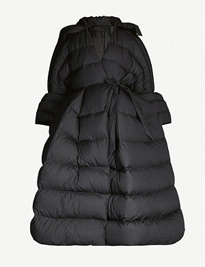 NABIL NAYAL Florence padded coat