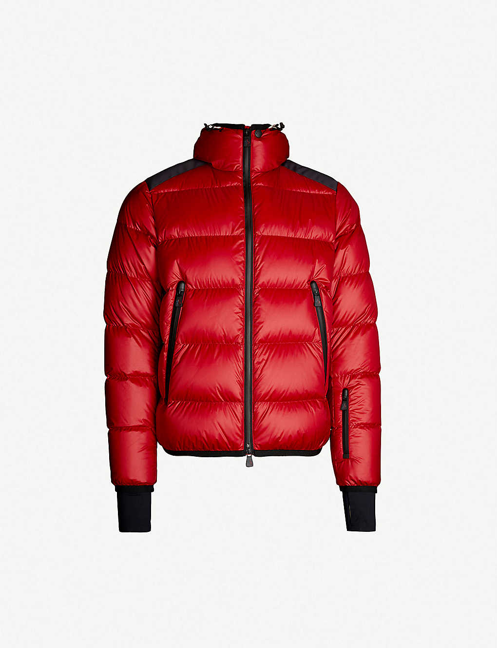 8c00dde0b MONCLER GRENOBLE - Hintertux quilted shell-down jacket | Selfridges.com