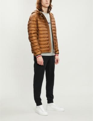7c293d483 MONCLER Contrast-striped shell jacket