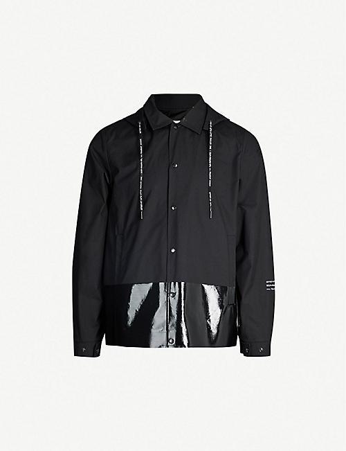f8129eb6e687 MONCLER GENIUS Moncler 7 Fragment cotton hooded jacket