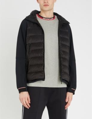 b6daf5a09 MONCLER Fabian shell jacket
