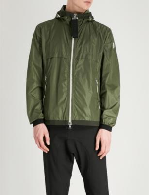 66347bc58 MONCLER - Alshat hooded shell jacket | Selfridges.com