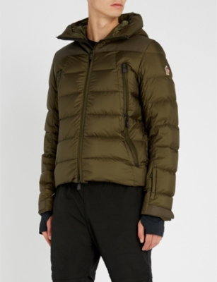 f5565f1eed10 MONCLER GRENOBLE - Camurac shell-down jacket