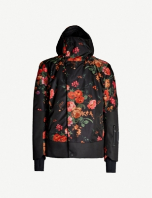 MONCLER GENIUS Moncler 3 Grenoble Lorian floral-print shell jacket