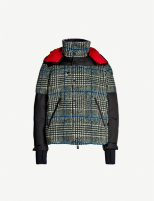 MONCLER GENIUS Moncler 3 Grenoble Palu quilted shell and down-blend jacket