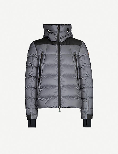 MONCLER GRENOBLE Camurac shell-down jacket