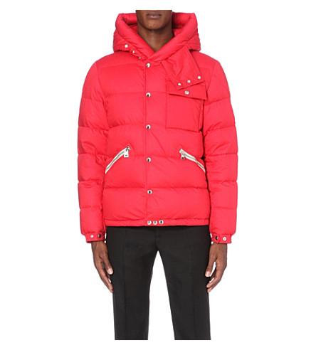 e47044855a0d MONCLER - Lioran quilted cotton shell jacket