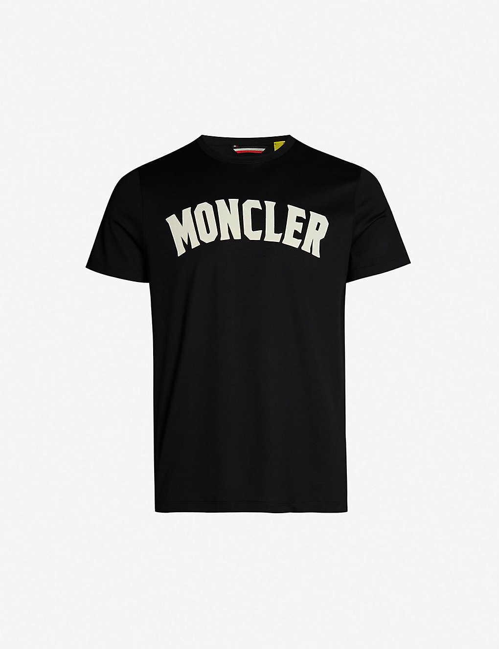 e6d0bc833 MONCLER GENIUS - Moncler 2 1952 logo-print cotton-jersey T-shirt ...