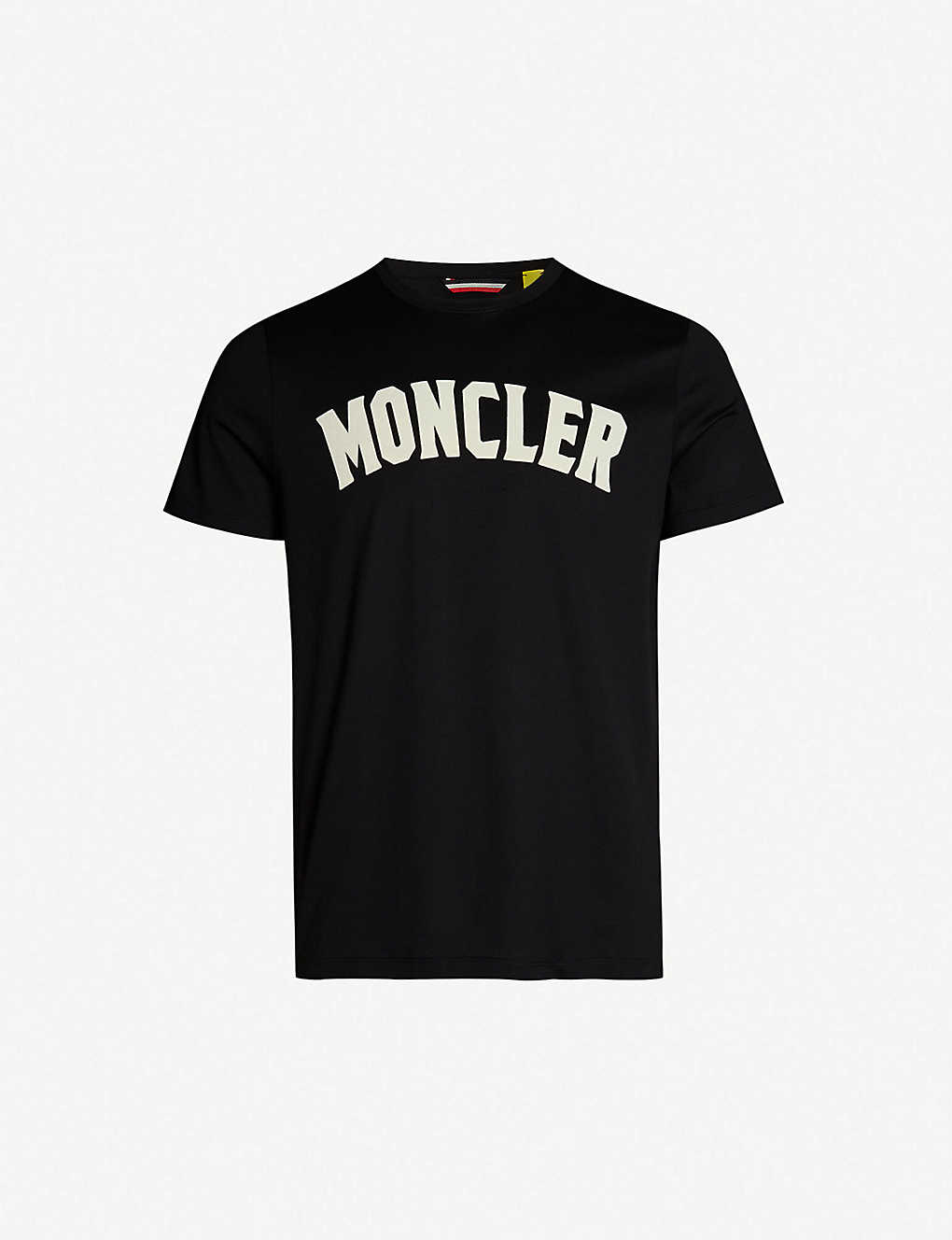 57cb328ebf718 MONCLER GENIUS - Moncler 2 1952 logo-print cotton-jersey T-shirt ...
