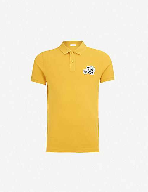 eefdd23addac MONCLER - Polo shirts - Tops   t-shirts - Clothing - Mens ...