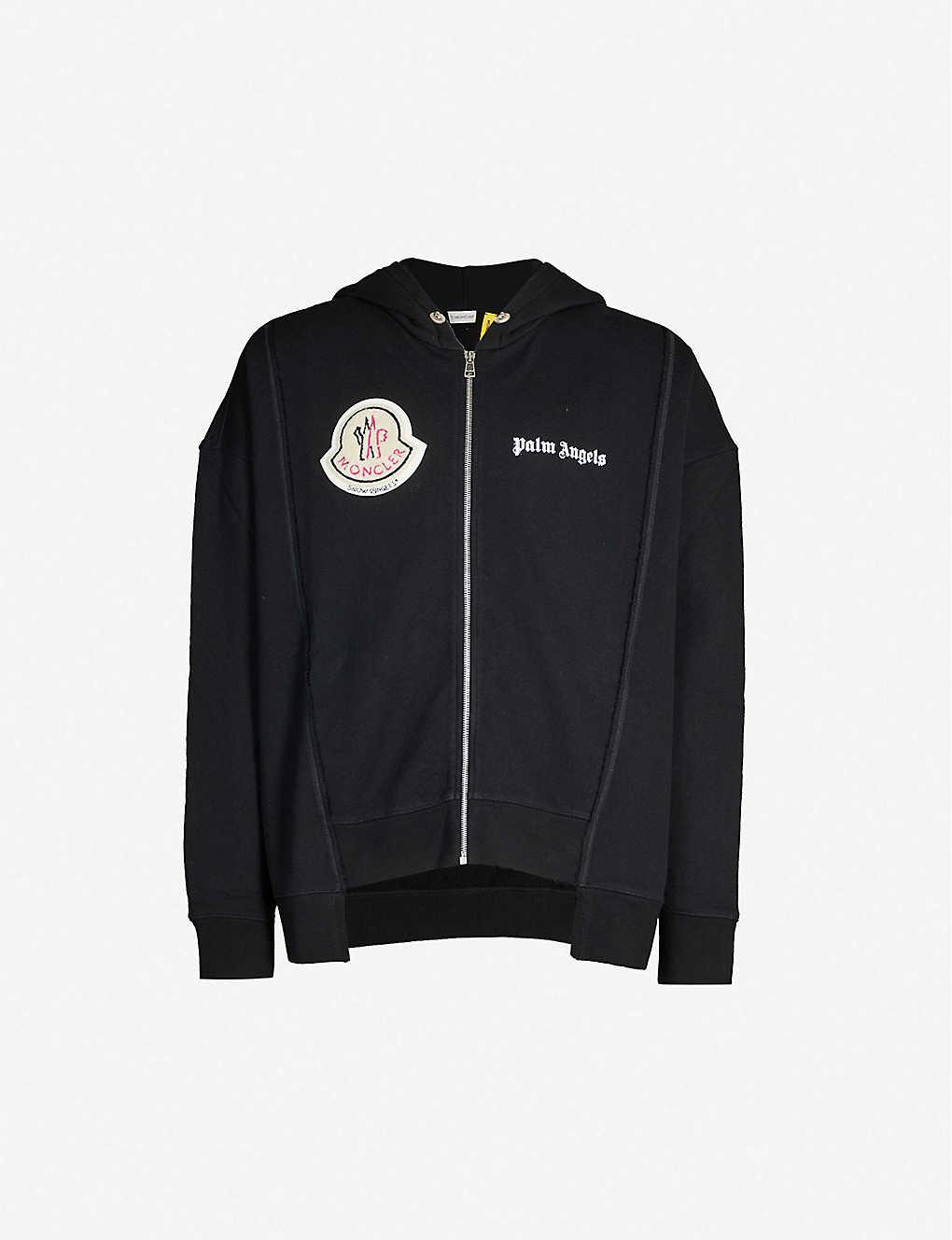 6ebab3b0f Moncler 8 Palm Angels cotton-jersey hoody